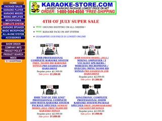 Karaoke Super S