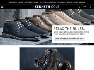 Kenneth Cole /