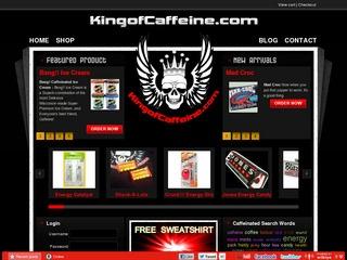 King of Caffein