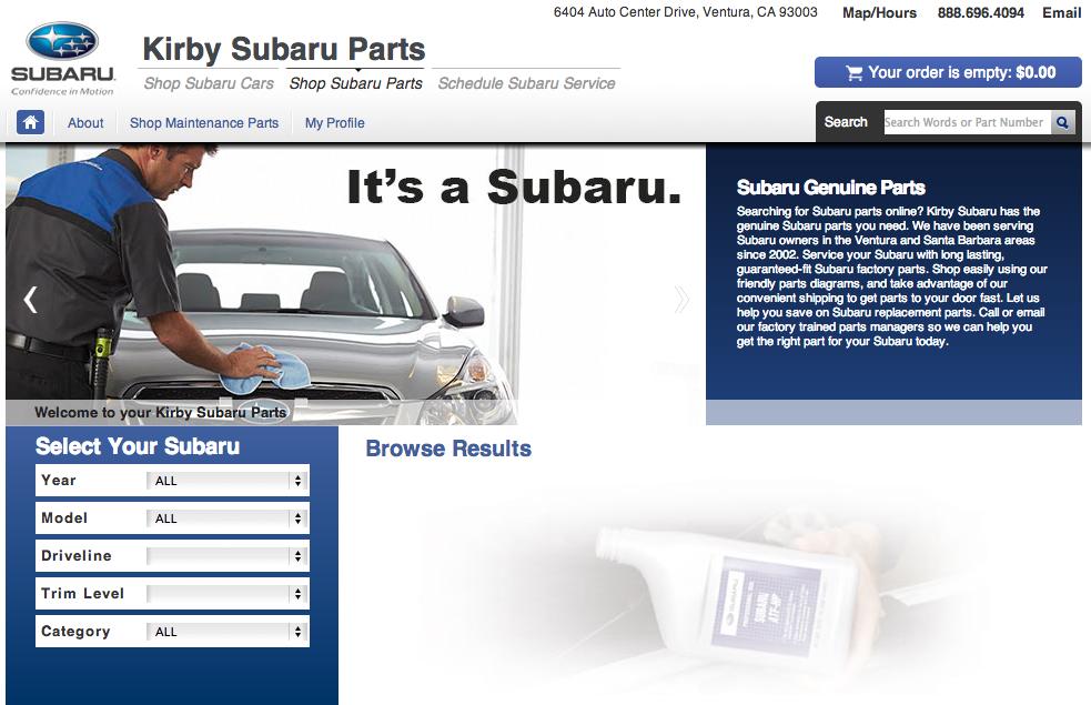 Kirby Subaru Pa