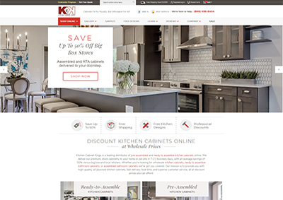 Kitchen Cabinet Kings Reviews | 1,028 Reviews Of Kitchencabinetkings.com |  ResellerRatings