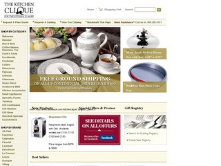 Kitchen Clique Rated 1/5 Stars By 4 Consumers   Kitchenclique.com Consumer  Reviews At ResellerRatings
