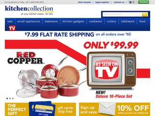 kitchen collection rated 2 5 stars by 5 consumers