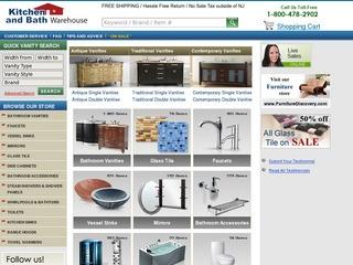 Kitchen And Bath Warehouse Reviews | Consumer Reviews Of  KitchenAndBathWarehouse.com | ResellerRatings