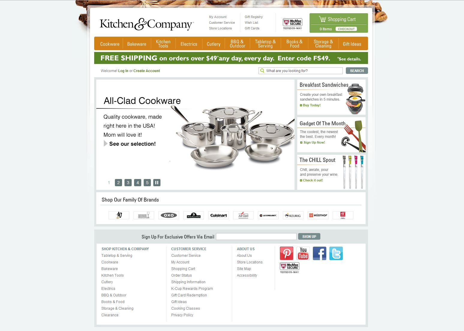 Kitchen company
