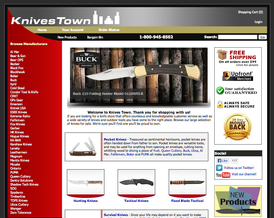 Knives Town