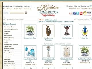 koehler home decor rated 5/5 stars17 consumers