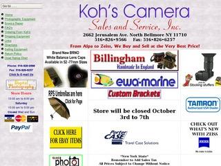 Koh's Camera Sa