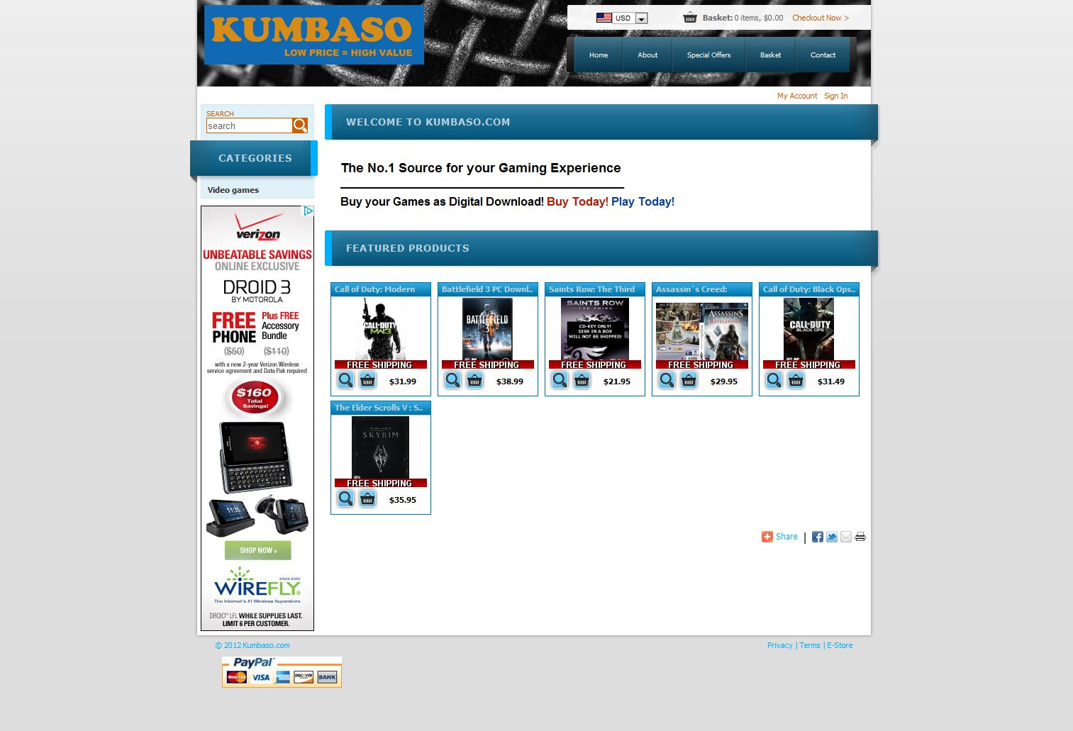 Kumbaso.com