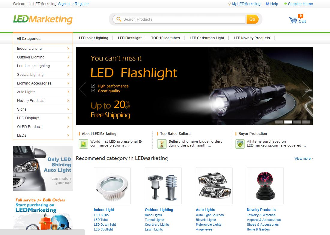 LEDMarketing