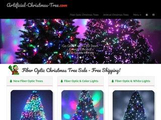 ledtreescom artificial christmas treecom - Artificial Christmas Tree Reviews