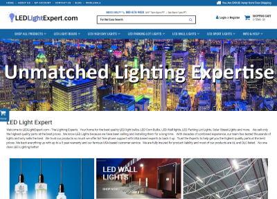 LED Light Exper