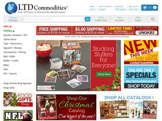 Ltd Christmas Catalog.Ltd Commodities Inc Reviews 73 Reviews Of Ltdcommodities