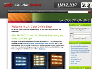 L.A. Color Shop