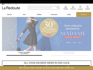 La redoute rated 2 5 stars by 3 consumers - La redoute contact mail ...