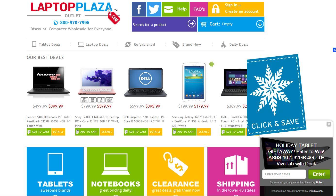 Laptopplaza.com