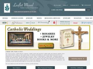Leaflet Missal