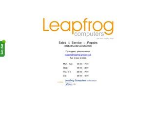 Leapfrog Comput