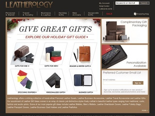 Leatherology