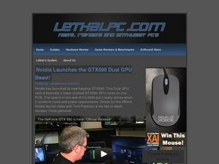 Lethal PC