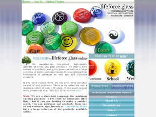 Life Force Glas