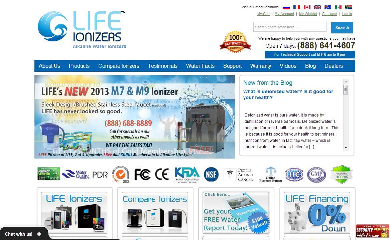 Life Ionizers
