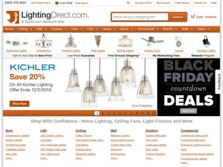Lightingdirect Build Inc Reviews 44 Of