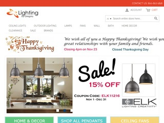 Lighting By Gregory Reviews | 5 Reviews Of LightingByGregory.com |  ResellerRatings