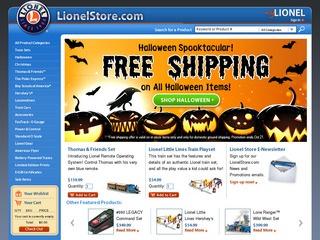 Lionelstore.com