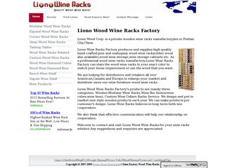 LionoWineRacks