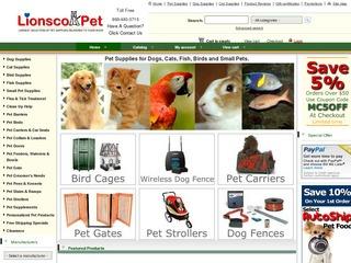 Lionsco Pet Pro