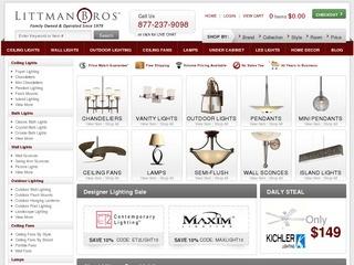 littman bros lighting reviews 13 reviews of littmanbros com