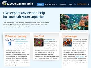 Live Aquarium H