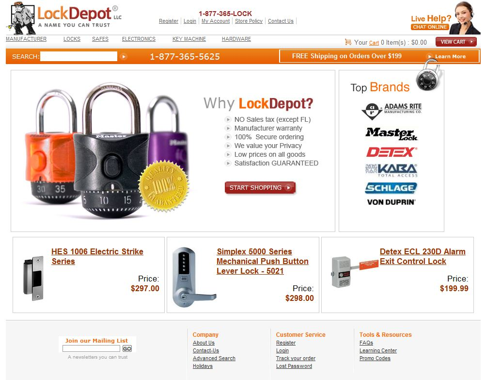 Lock-Depot.com