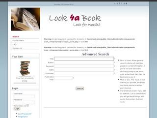 Look4ABook