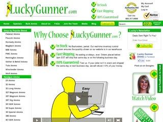 Lucky Gunner Am