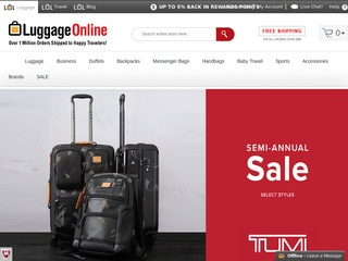 Luggage Online Rated 1/5 stars by 26 Consumers - luggageonline.com ...