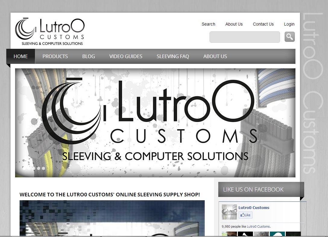 Lutro0 Customs