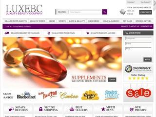 LuxeBC Ltd