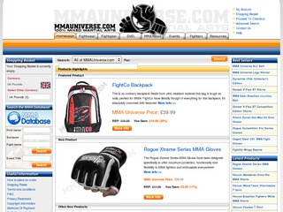 MMAUniverse.com