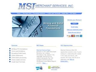 MSI Merchant Se
