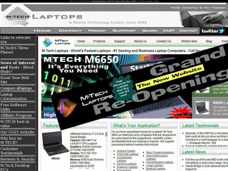 M-Tech Laptops