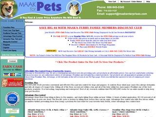 Maak 4 Pets / M