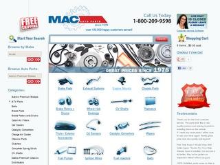 Macs Auto Parts 2019 2020 Top Car Designs