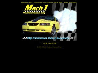 Mach1Performanc