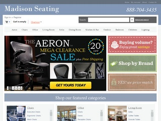 Madison Seating