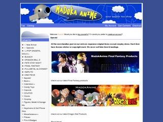 Madok Anime