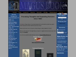 Magus Books & H