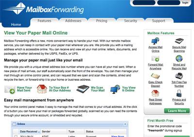 Mailboxforwardi