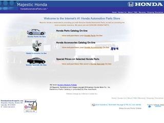 Majestic Honda Parts >> Majestic Honda Reviews 2 Reviews Of Hondaautomotiveparts